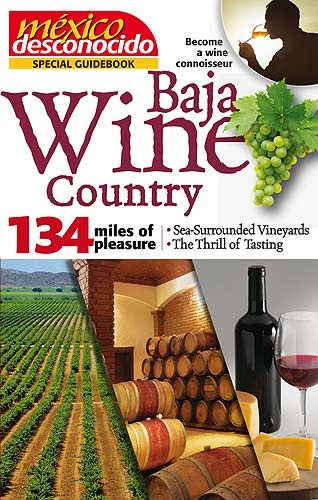 Picture of Baja Wine Country by Mexico Desconocido&nbsp;- Item No.&nbsp;md-bajawine