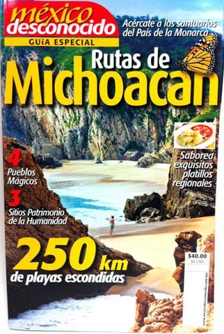 Picture of Rutas de Michoacan Mexico Desconocido&nbsp;- Item No.&nbsp;md-michoacan