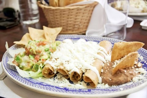 Picture of Tacos, taquitos and more about tacos - Item No. mexcocina-feb2