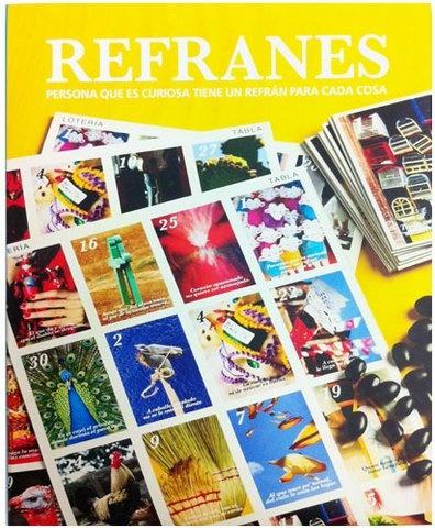 Picture of Refranes - Persona que es Curiosa tiene un Refran para cada cosa de Guadalupe Cevallos- Item No.refranes
