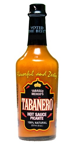 Picture of Tabanero Hot Sauce Picante 100% Natural - Item No. tabanero
