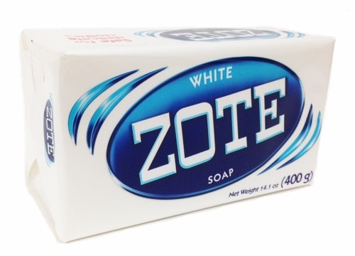 Picture of Zote White Soap (Blue Label) 400 g - Item No. zote-blue